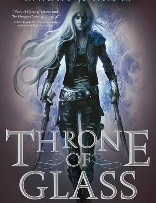 what happened in throne of glass