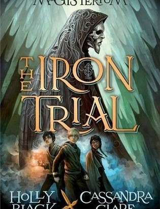 What happened in The Iron Trial? (Magisterium #1)
