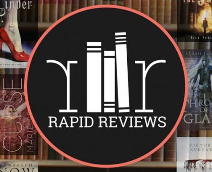 quick book series reviews