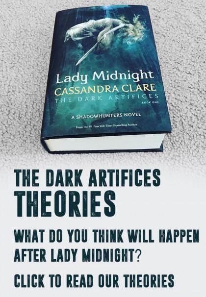 dark artifices theories