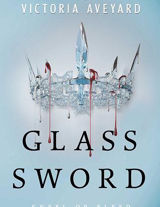 What happened in Glass Sword (Red Queen #2)