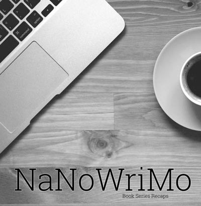 nanowrimo - connect with other writers