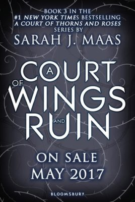 court of thorns and roses book three