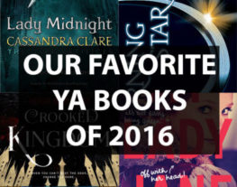 favorite books of 2016