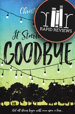 review of it started with goodbye