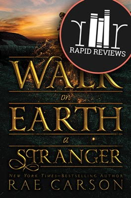 review of walk on earth a stranger