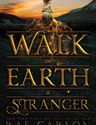 What happened in Walk on Earth a Stranger (The Gold Seer Trilogy #1)