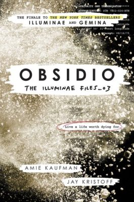 obsidio cover reveal illuminae 3
