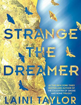 What happened in Strange the Dreamer?