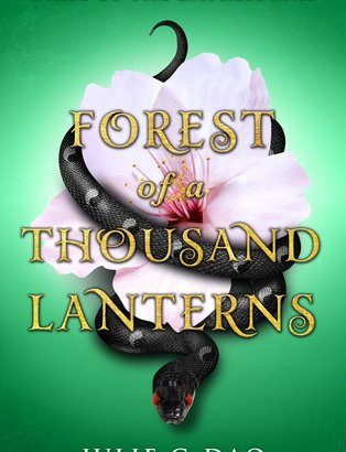 What happened in Forest of a Thousand Lanterns? (Rise of the Empress #1)