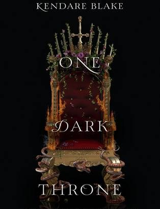 What happened in One Dark Throne? (Three Dark Crowns #2)