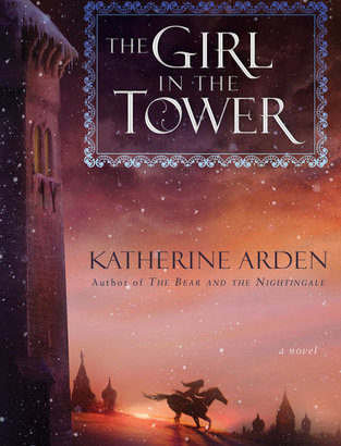 What happened in The Girl in the Tower? (The Winternight Trilogy #2)