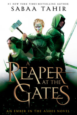 what happened in a reaper at the gates