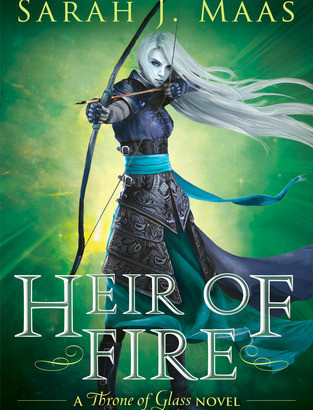 What happened in Heir of Fire? (Throne of Glass #3)