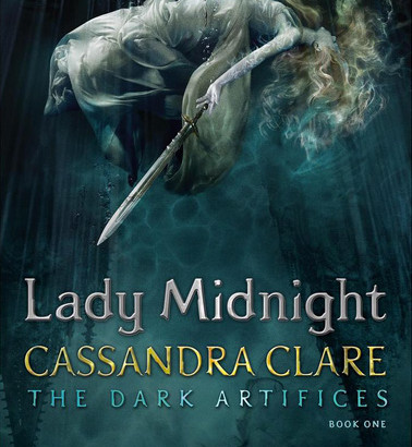 Lady Midnight Cover Reveal