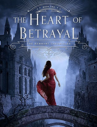 How did the Heart of Betrayal end? (The Remnant Chronicles #2)