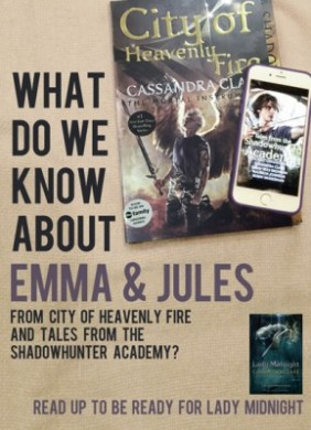 what do we already know about emma and julian