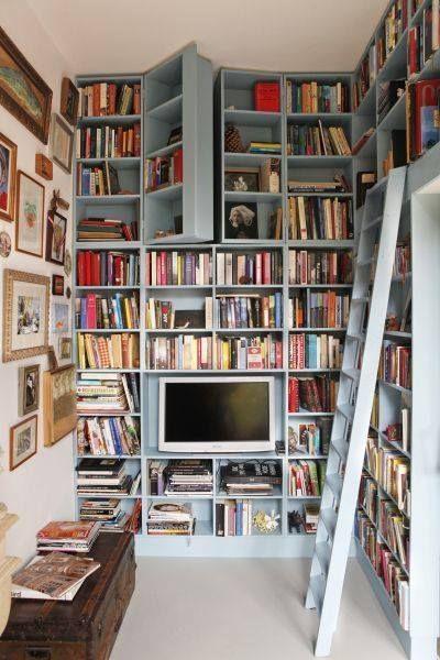 creative book display