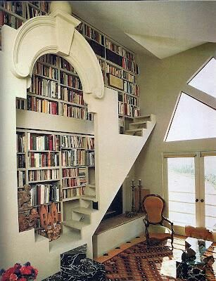Awesome Bookshelves And Reading Spaces Book Series Recaps