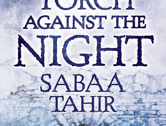 Cover Reveal and  Excerpt from A Torch Against the Night