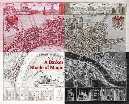 London - A Darker Shade of Magic - Kell Maresh