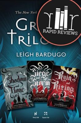 review of the grisha trilogy