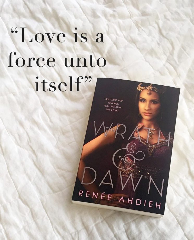 the wrath and the dawn review
