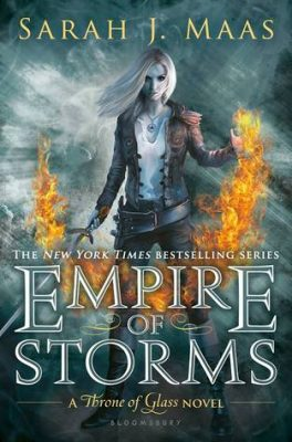 Empire of Storms Cover is revealed