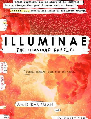 What happened in Illuminae? (The Illuminae Files #1)