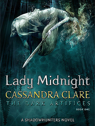 What happened in Lady Midnight? (The Dark Artifices #1)