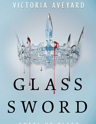What happened in Glass Sword (Red Queen #2)