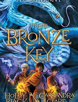 What happened in The Bronze Key? (Magisterium #3)