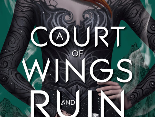 A Court of Wings and Ruin Cover Reveal by Sarah J Maas