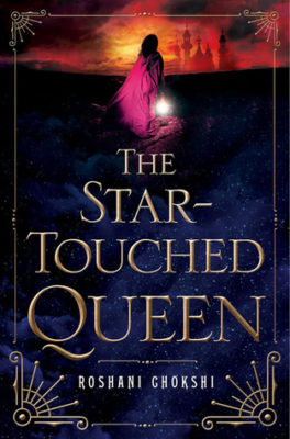 what happened in the star touched queen