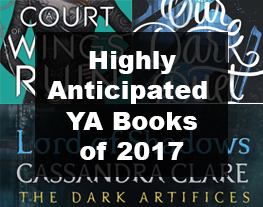 The Biggest Books of 2017 are Yet to Come!