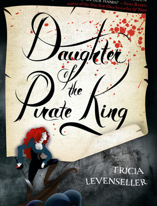 What happened in Daughter of the Pirate King (Daughter of the Pirate King #1)