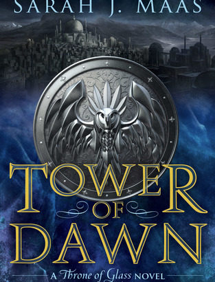 Tower of Dawn Cover Reveal - Throne of Glass #6