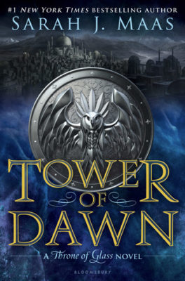 tower of dawn cover reveal
