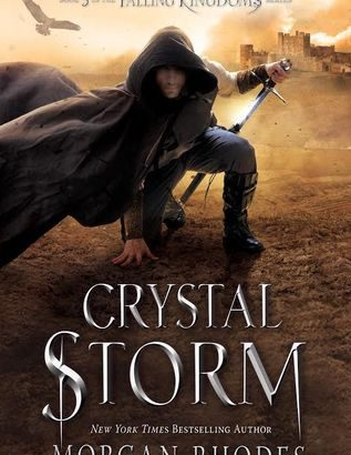 What happened in Crystal Storm (Falling Kingdoms #5)?