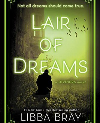 What happened in Lair of Dreams? (The Diviners #2)