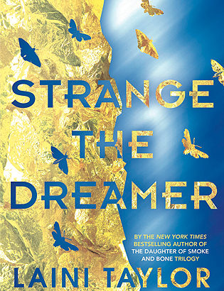 What happened in Strange the Dreamer?
