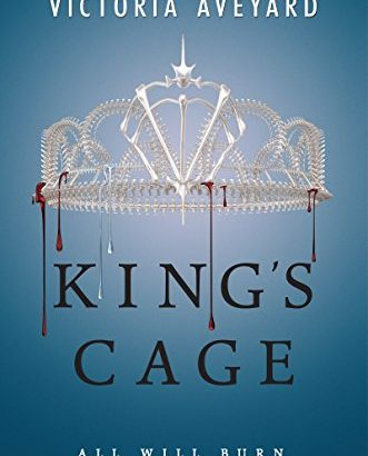What happened in King's Cage (Red Queen #3)