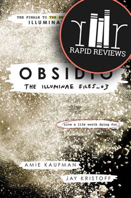 review of obsidio book 3 of the illuminae files