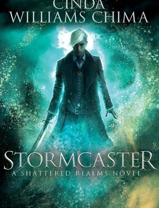 What happened in Stormcaster? (Shattered Realms #3)
