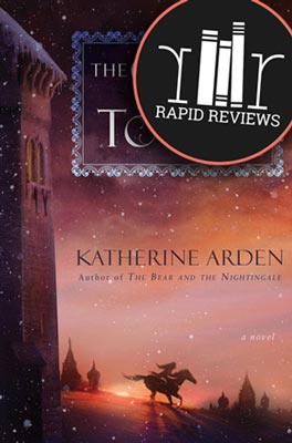 Rapid Review of The Girl in the Tower