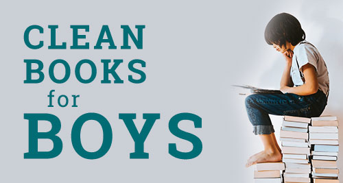 clean books for boys