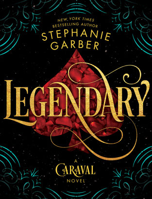 What happened in Legendary (Caraval #2)