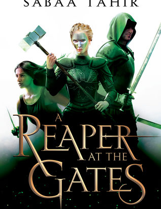 What happened in A Reaper at the Gates? (Ember In The Ashes #3)