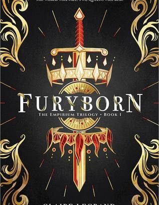 What happened in Furyborn (Empirium #1)