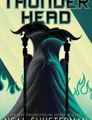 What happened in Thunderhead? (Arc of a Scythe #2)